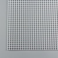 Thumbnail Image for Eggcrate Fluorescent Louvers #24 Styrene 1/2