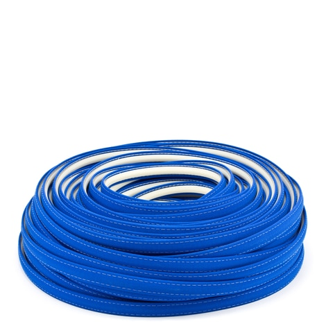 Image for Steel Stitch Sunbrella Covered ZipStrip with Tenara Thread #4601 Pacific Blue 160' (Full Rolls Only) (SPO)