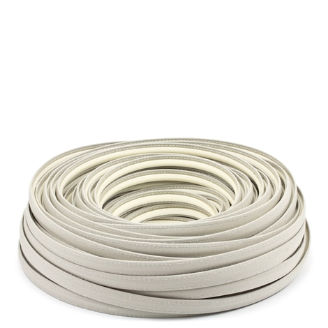 Image for Steel Stitch Sunbrella Covered ZipStrip #6030 Cadet Grey 160' (Full Rolls Only)