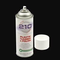 Thumbnail Image for 210 Plastic Cleaner / Polish 14-oz Spray Can 2