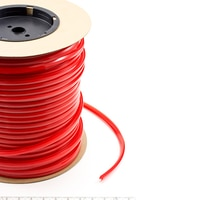 Thumbnail Image for Steel Stitch ZipStrip #24 400' Bright Red (Full Rolls Only) 1