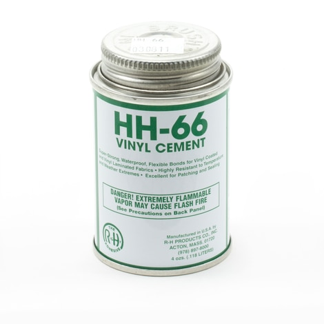 Image for HH-66 Vinyl Cement 4-oz Brushtop Can