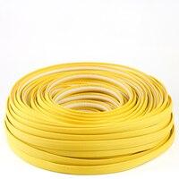 Thumbnail Image for Steel Stitch Firesist Covered ZipStrip #82013 Sunburst Yellow 160' (Full Rolls Only) (SPO)