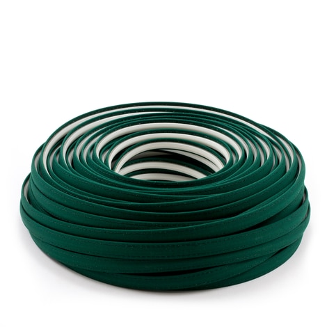 Image for Steel Stitch Sunbrella Covered ZipStrip #6037 Forest Green 160' (Full Rolls Only)