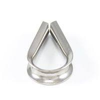 Thumbnail Image for SolaMesh Thimble Stainless Steel Type 316 8mm (5/16