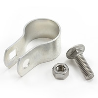 Thumbnail Image for Pipe Clamp Slip-Fit #44 Steel 1