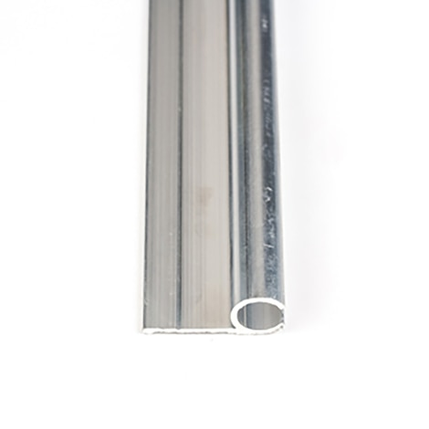 Image for Awning Molding #555 Aluminum 180 Degree 7'-6