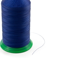 Thumbnail Image for A&E Poly Nu Bond Twisted Non-Wick Polyester Thread Size 92 #4601 Pacific Blue  16-oz 1