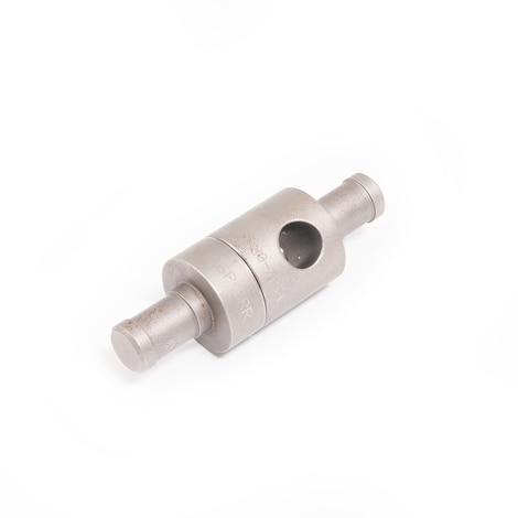 Image for DOT Die Set M200 and M380E (3/8 shaft) #0 Rolled Rim and Spur Grommets