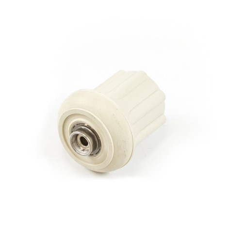 Image for Rubber Crutch Tip with Stud #18 3/4