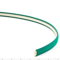 Thumbnail Image for Steel Stitch Sunbrella Covered ZipStrip with Tenara Thread #4645 Seagrass Green 160' (Full Rolls Only) 2
