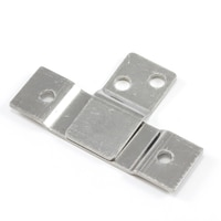 Thumbnail Image for Coaming Pad Hook and Eye Set Stainless Steel Type 316