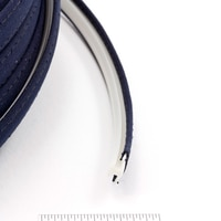 Thumbnail Image for Steel Stitch Sunbrella Covered ZipStrip #6026 Navy 160' (Full Rolls Only) 2