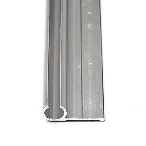 Image for Awning Molding #555 Aluminum 90 Degree 7'-6