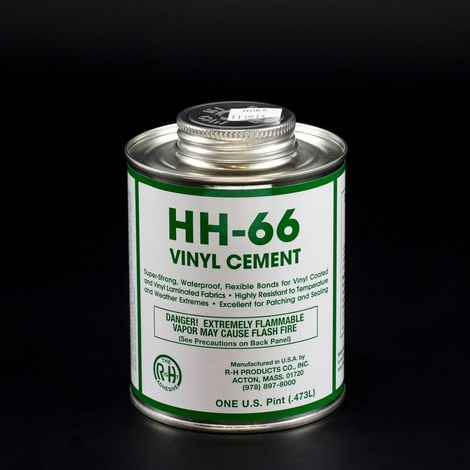 Image for HH-66 Vinyl Cement 1-pt Brushtop Can