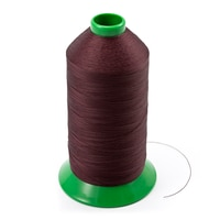 Thumbnail Image for A&E Poly Nu Bond Twisted Non-Wick Polyester Thread Size 92 #4631 Burgundy 16-oz 1
