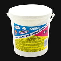 Thumbnail Image for IOSSO Mold and Mildew Stain Remover #10905 65-oz Pail 0