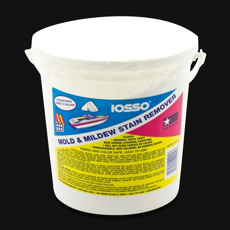 Image for IOSSO Mold and Mildew Stain Remover #10905 65-oz Pail