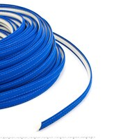 Thumbnail Image for Steel Stitch Sunbrella Covered ZipStrip with Tenara Thread #4601 Pacific Blue 160' (Full Rolls Only) (SPO) 1