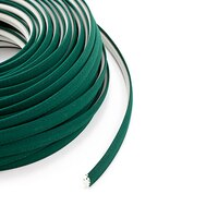 Thumbnail Image for Steel Stitch Sunbrella Covered ZipStrip #6037 Forest Green 160' (Full Rolls Only) 1