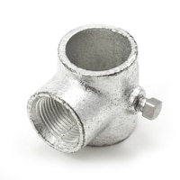 Thumbnail Image for Tee Slip with Stainless Steel Set Screw #4 3/4