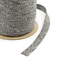 "Thumbnail Image for Sunbrella Braid #681-ABA07 13/16"" x 100-yd Charcoal Tweed"