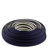 Thumbnail Image for Steel Stitch Sunbrella Covered ZipStrip with Tenara Thread #4646 Captain Navy 160' (Full Rolls Only)