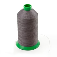 Thumbnail Image for A&E Poly Nu Bond Twisted Non-Wick Polyester Thread Size 92 #4630 Cadet Gray 16-oz 1