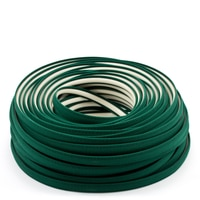 Thumbnail Image for Steel Stitch Sunbrella Covered ZipStrip with Tenara Thread #4637 Forest Green 160' (Full Rolls Only) 0
