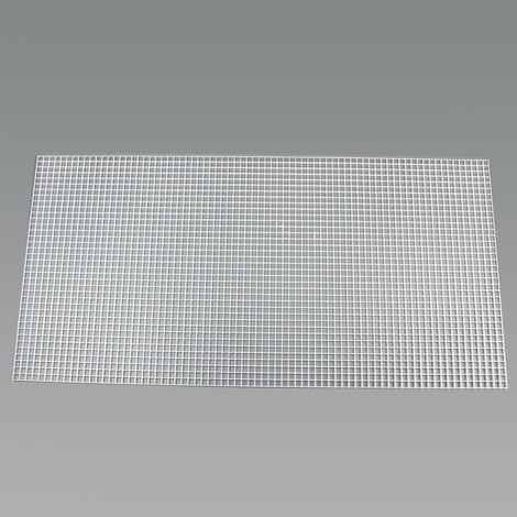 Image for Eggcrate Fluorescent Louvers #14 Acrylic 1/2