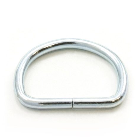 Image for Dee Ring Non-Welded #563 Zinc Plated Steel 1