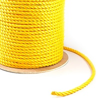"Thumbnail Image for 3-Strand Polypropylene Rope 3/4"" x 600' Yellow (ESPO) (CLEARANCE)"
