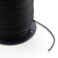 "Thumbnail Image for Neobraid Polyester Cord #4 1/8"" x 1000' Black"