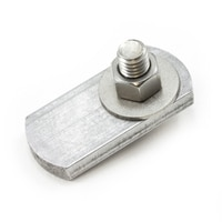 Thumbnail Image for Head Rod Finger Clip Assembly #37 Aluminum 0