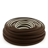 Thumbnail Image for Steel Stitch Sunbrella Covered ZipStrip #6021 True Brown 160' (Full Rolls Only)