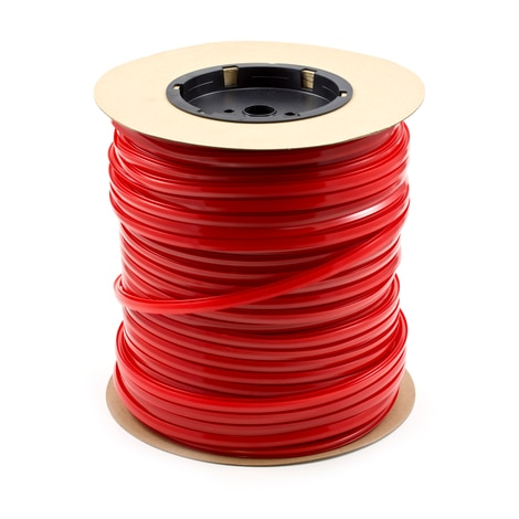 Image for Steel Stitch ZipStrip #24 400' Bright Red (Full Rolls Only)