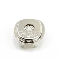 Thumbnail Image for DOT Lift-The-Dot Socket Short Prong 90-XX-16205-1A Nickel Plated Brass 100-pk