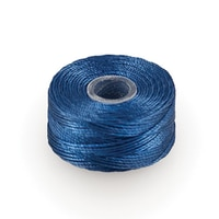 Thumbnail Image for PremoBond Bobbins BPT 92G Bonded Polyester Anti-Wick Thread Marine Blue 72-pk (CUS)