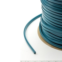 Thumbnail Image for Steel Stitch ZipStrip #27 400' Teal (Full Rolls Only) 2