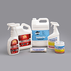cleaners assortment