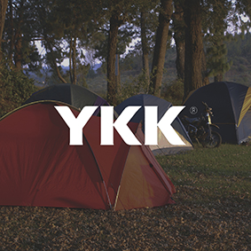 ykk brand page