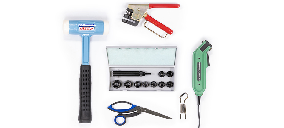 Cutters, shears, benders, and more hardware tools