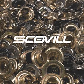 scovill brand page