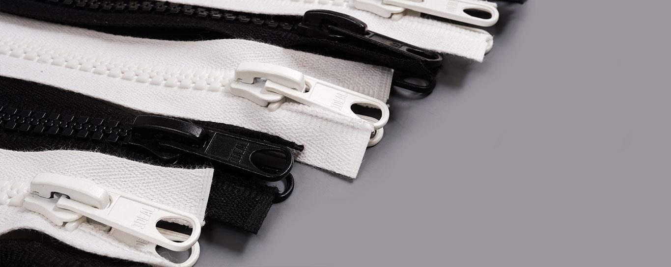 zipper assortment