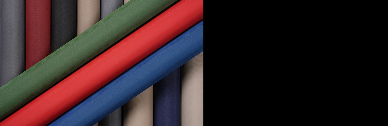 Hydrofend fabric rolls