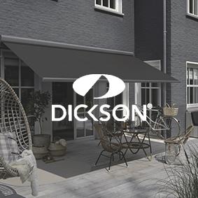 dickson brand page