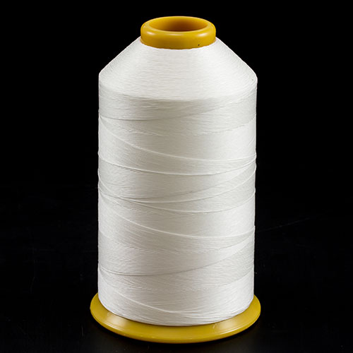 spool of white thread