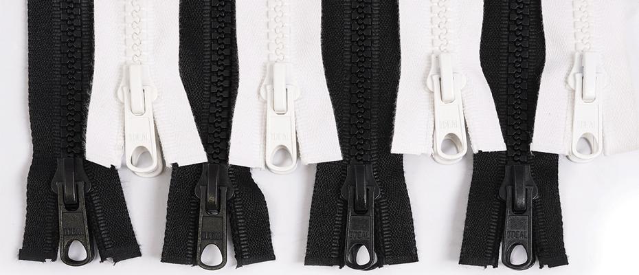 Sunbrella SUNZIP zippers