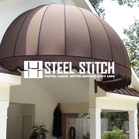 steel stitch brand page